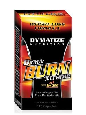 Dymatize Nutrition Dyma-Burn Xtreme 120 капсул