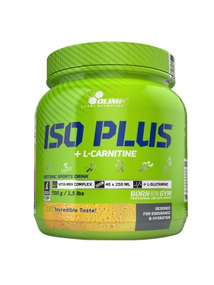Olimp Nutrition ISO Plus Powder  700 грамм