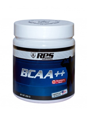 RPS Nutrition BCAA Flavored 200g 200 гр.