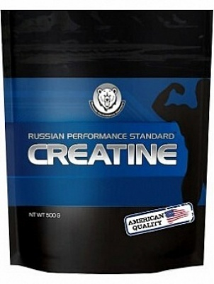 RPS Nutrition Creatine 500 гр.