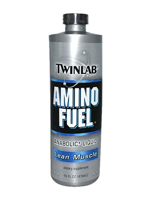 TwinLab Amino Fuel Liquid concentrate 474 мл