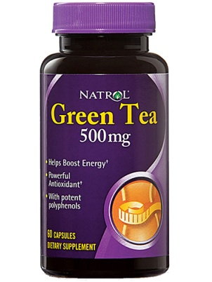 Natrol Green Tea  60 капс.