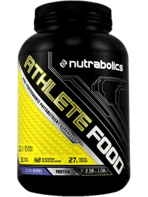 Nutrabolics Athletes Food  1090 г