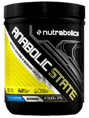 Nutrabolics BCAA Anabolic State 375 г