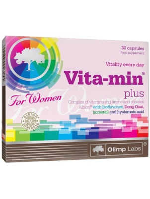 Olimp Nutrition Vita-Min plus 30 капс.