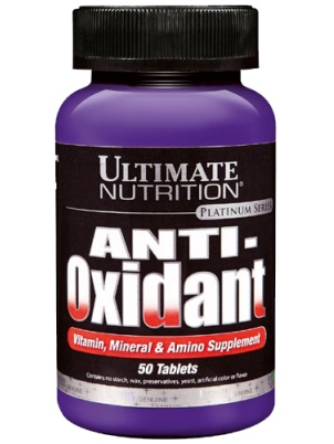 Ultimate Nutrition Antioxidant 50 таб.