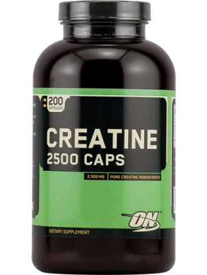 Optimum Nutrition Creatine 2500 200 капс.