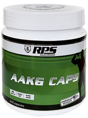 RPS Nutrition AAKG Capsules 240 капс.