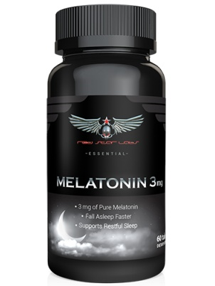 Red Star Labs Melatonin 3mg 60 таб.