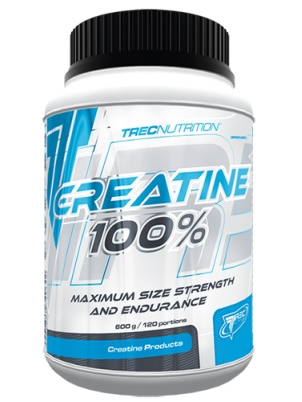 Trec Nutrition Creatine 100%  600 гр.