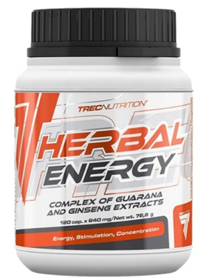 Trec Nutrition Herbal Energy 60 капс.