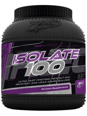 Trec Nutrition Isolate 100  1800 грамм
