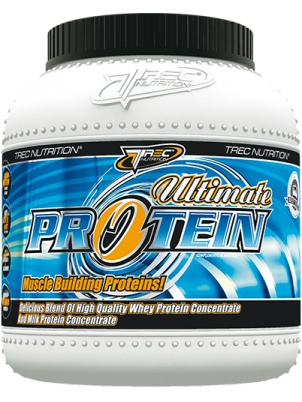Trec Nutrition Ultimate Protein 1500g 1500 гр.