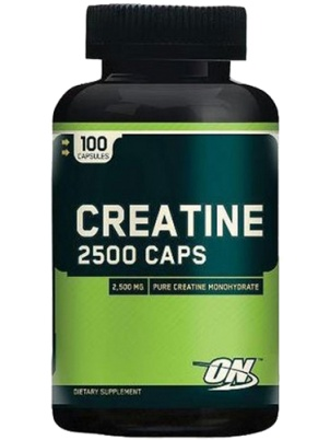 Optimum Nutrition Creatine 2500 100 капс.