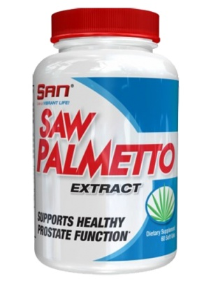 San Nutrition Saw Palmetto Extract 60 капс.