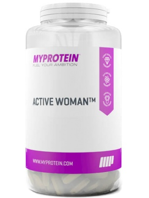 MyProtein Active Women 120 таб.