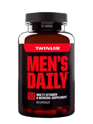 TwinLab Men@s Daily 60 капсул