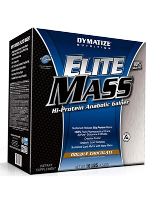 Dymatize Nutrition Elite Mass 4540 г