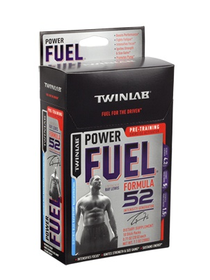 TwinLab Power Fuel Powder 200 г