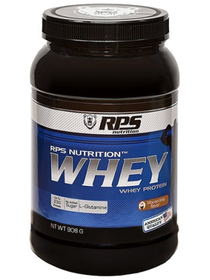 RPS Nutrition Whey Protein 908 гр.