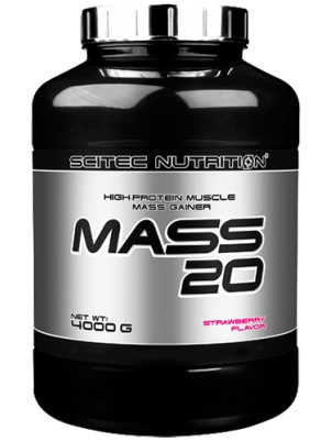 Scitec Nutrition Mass 20 4086 гр.