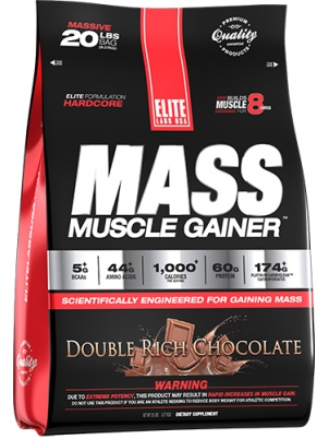 Elite Labs Mass Muscle Gainer 9070 гр.