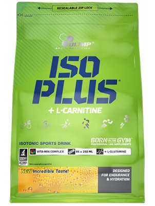 Olimp Nutrition ISO Plus Powder  1505 гр.