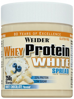 Weider Germany Whey Protein White Spread 250g 250 гр.