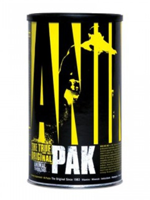 Universal Nutrition Animal Pak 15 пакетов