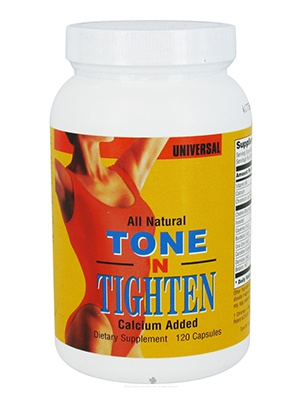 Universal Nutrition Tone N Tighten 120 капсул