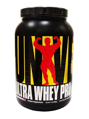 Universal Nutrition Ultra Whey Pro 909 г