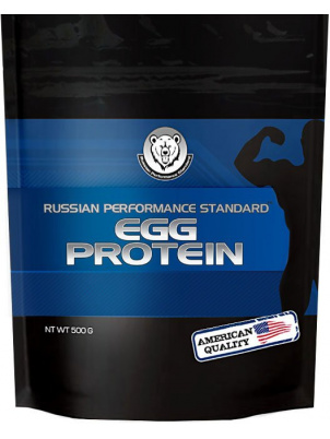 RPS Nutrition EGG Protein 500г 500 гр.