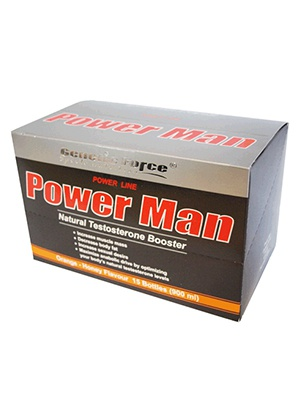 Genetic Force Power Man 900 мл