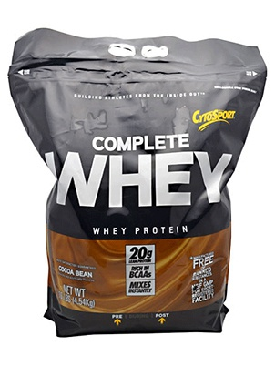 CytoSport Complete Whey 4540 г