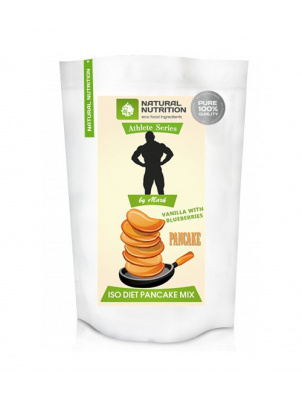 Natural nutrition Iso Diet Pancake Mix 420 г 420 г