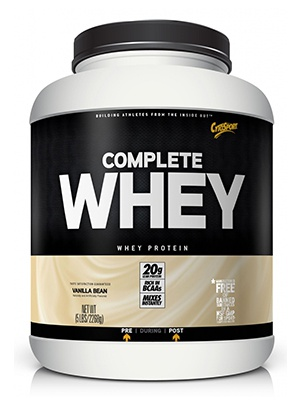 CytoSport Complete Whey 2270 г