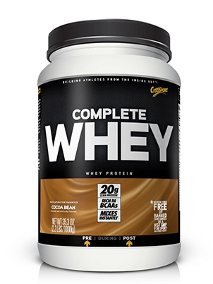 CytoSport Complete Whey 1000 г