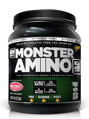 CytoSport Monster Amino BCAA 375 г