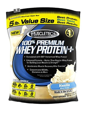 Muscletech 100% Whey Plus 2270