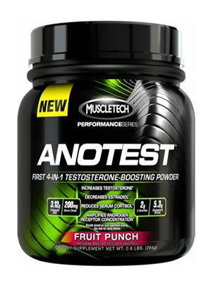 Muscletech Anotest Performans Series 284 г