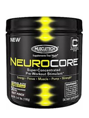 Muscletech Neurocore 189 г