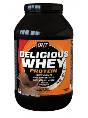 QNT Delicious Whey Protein 908g 908 г