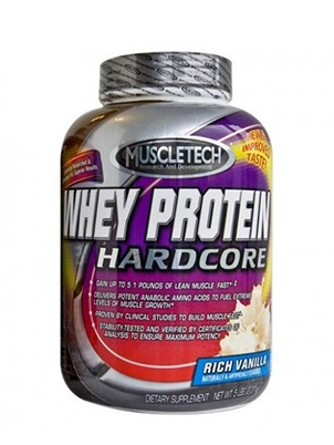 Muscletech Whey Protein Hardcore 2275 г