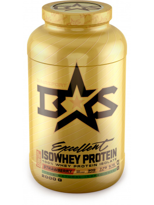 BinaSport Excellent Isowhey Protein 2000g 2000 г