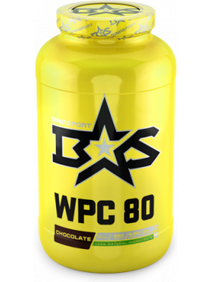 BinaSport WPC 80 Whey Protein 1300g 1300 г