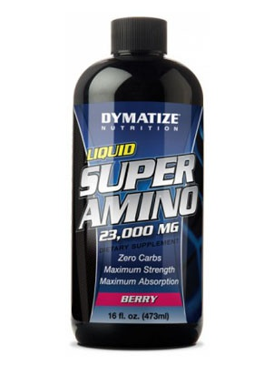 Dymatize Nutrition Liquid Super Amino 23000mg 473 мл.