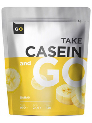 Take and Go Casein 900g 900 г