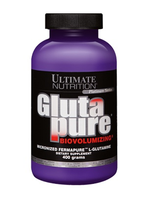 Ultimate Nutrition Glutapure(L-Glutamine USP) 400 г