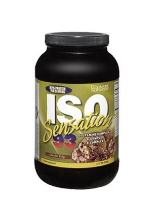 Ultimate Nutrition ISO Sensation 2275 г