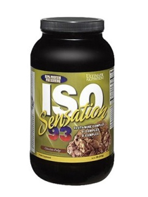 Ultimate Nutrition ISO Sensation 1590 г